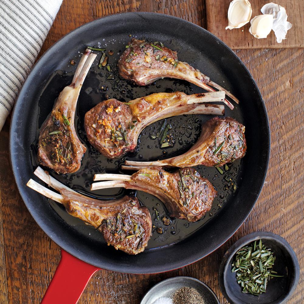 lamb chop recipes rosemary Rosemary Lamb Chops