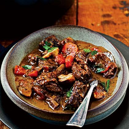 Italian Beef Stew Recipe Myrecipes