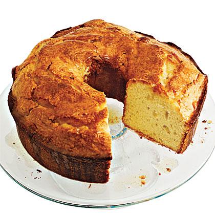 Canola Oil Pound Cake With Browned Butter Glaze Recipe Myrecipes