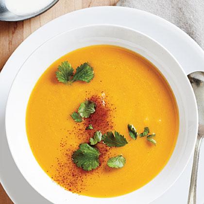 Butternut Soup With Coconut Milk Recipe Myrecipes