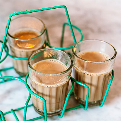 Chai Spiced Indian Style Tea Recipe Myrecipes