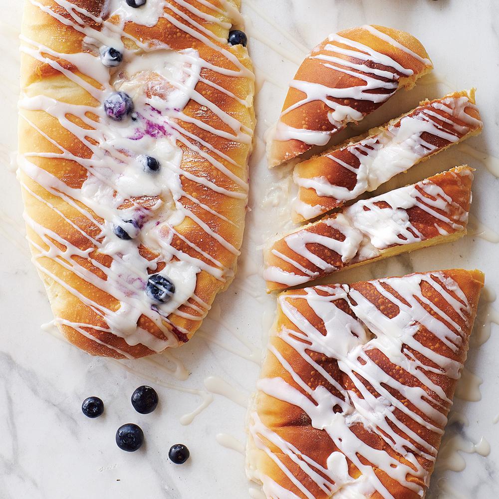 Cream Cheese Pastries Recipe Myrecipes