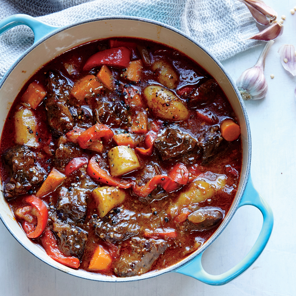 Hungarian Beef Stew Recipe Myrecipes