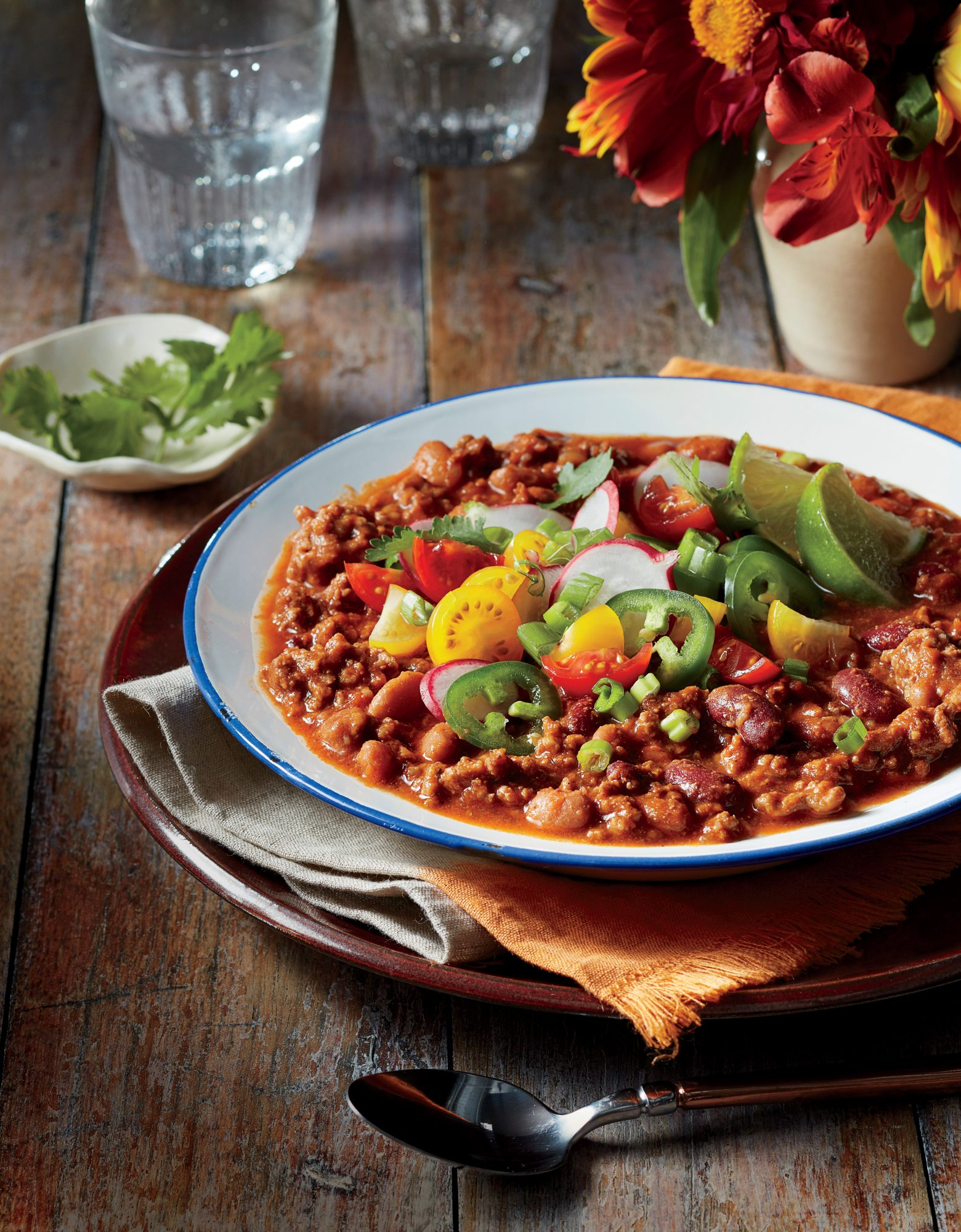Classic Beef Chili Recipe Myrecipes