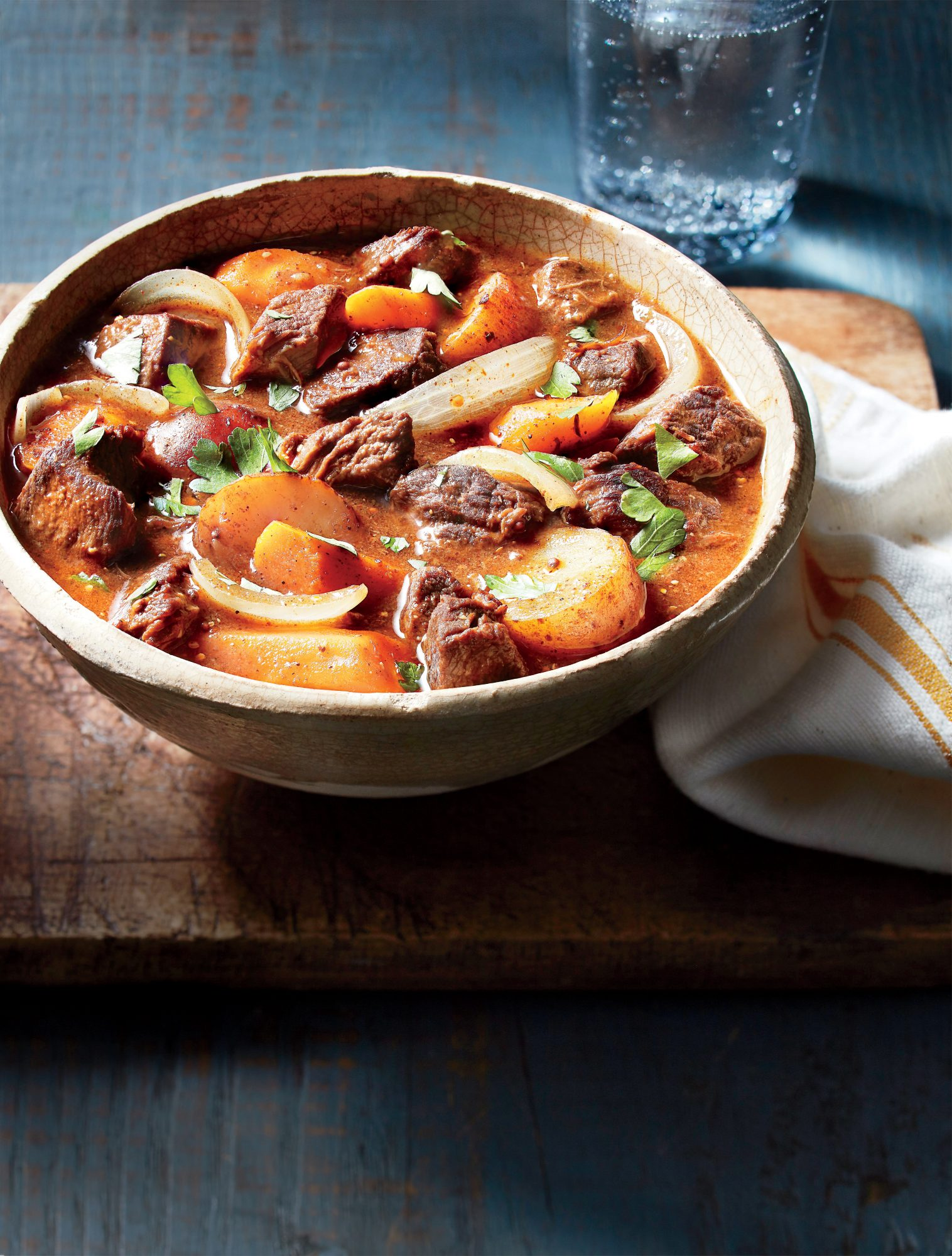 One Pot Beef Stew Recipe Myrecipes