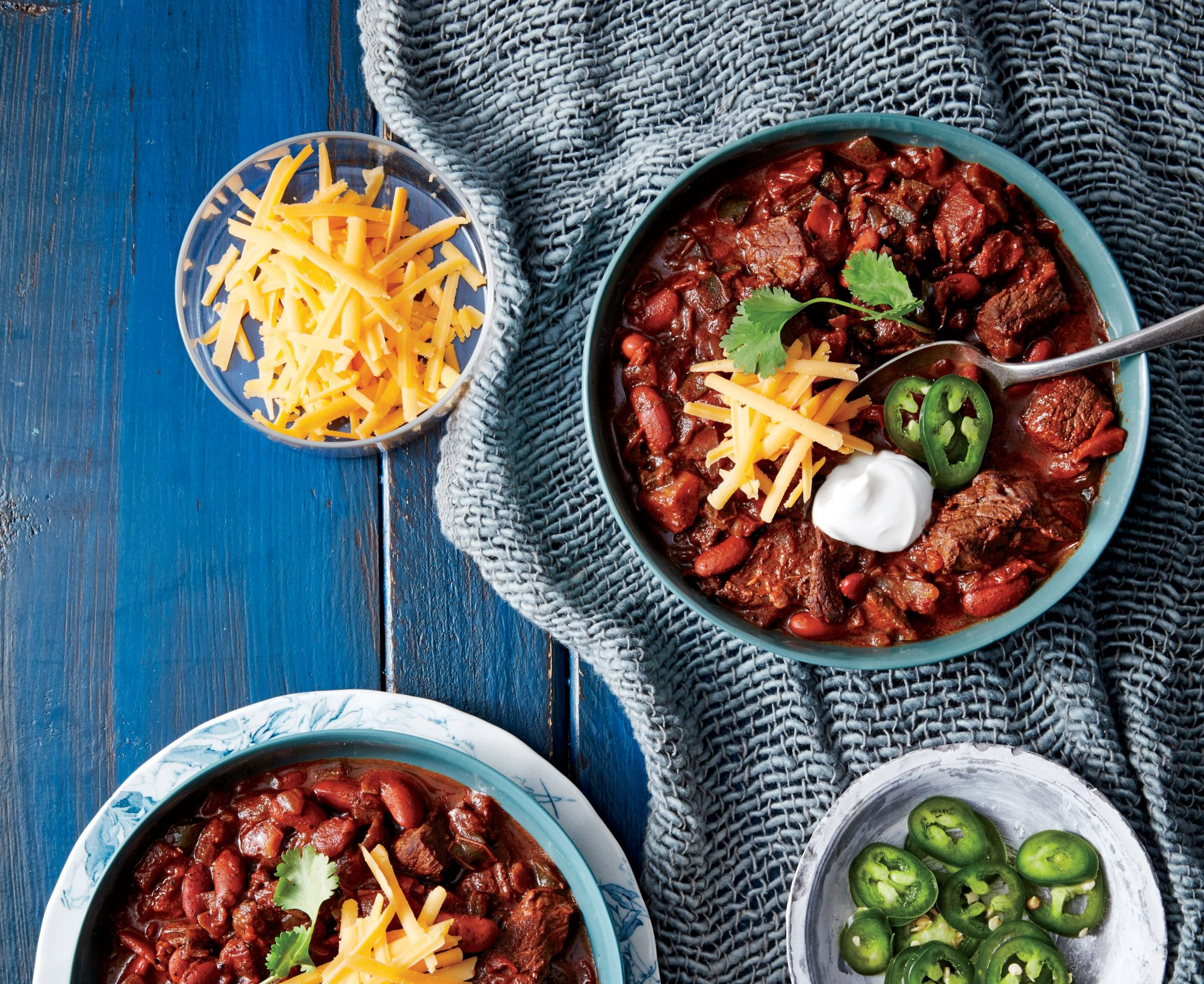7 Ingredients You Wouldn T Think To Put In Your Chili But Definitely Should Myrecipes