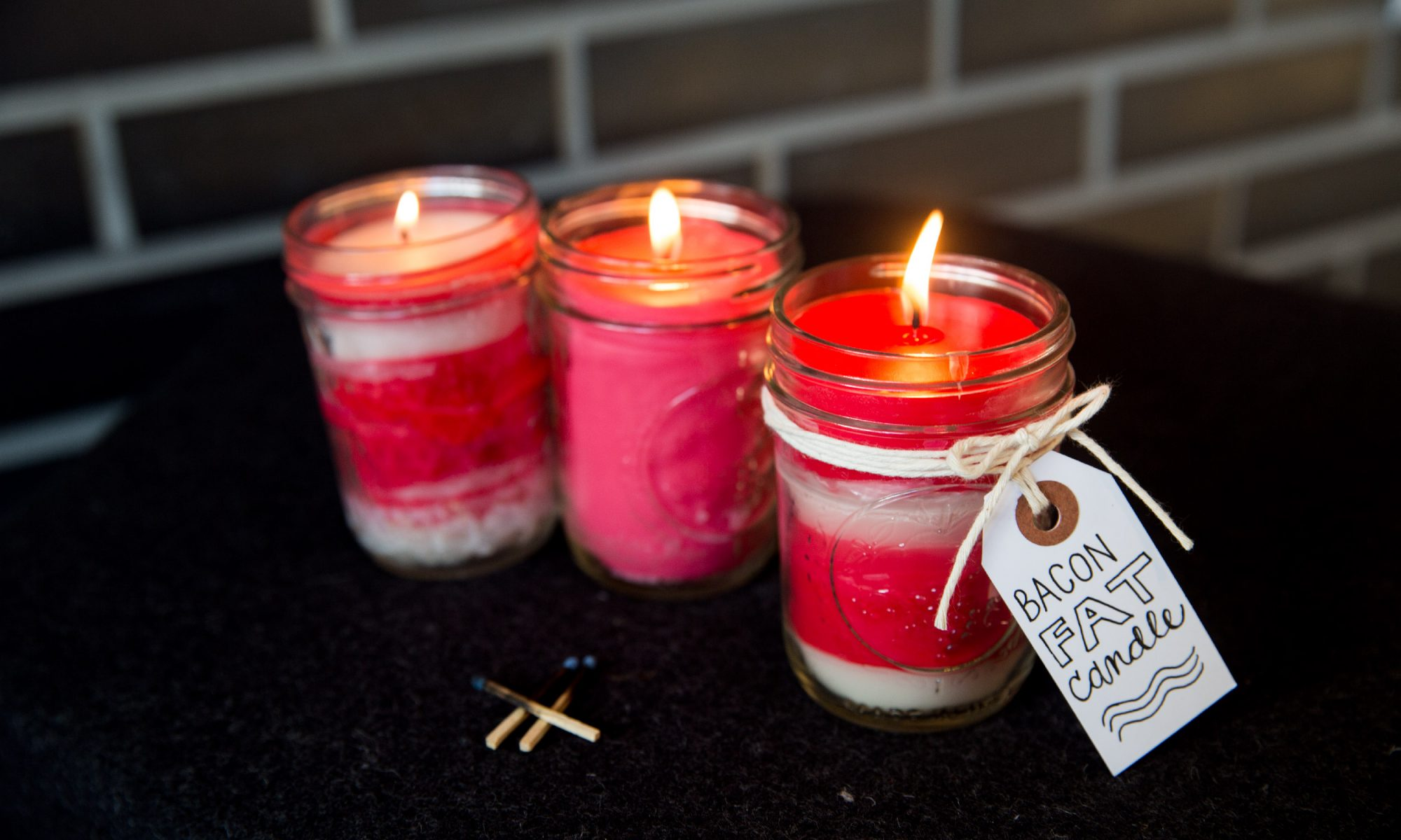 Diy Bacon Candles Make Your Entire Life Smell Like Bacon Recipe Myrecipes