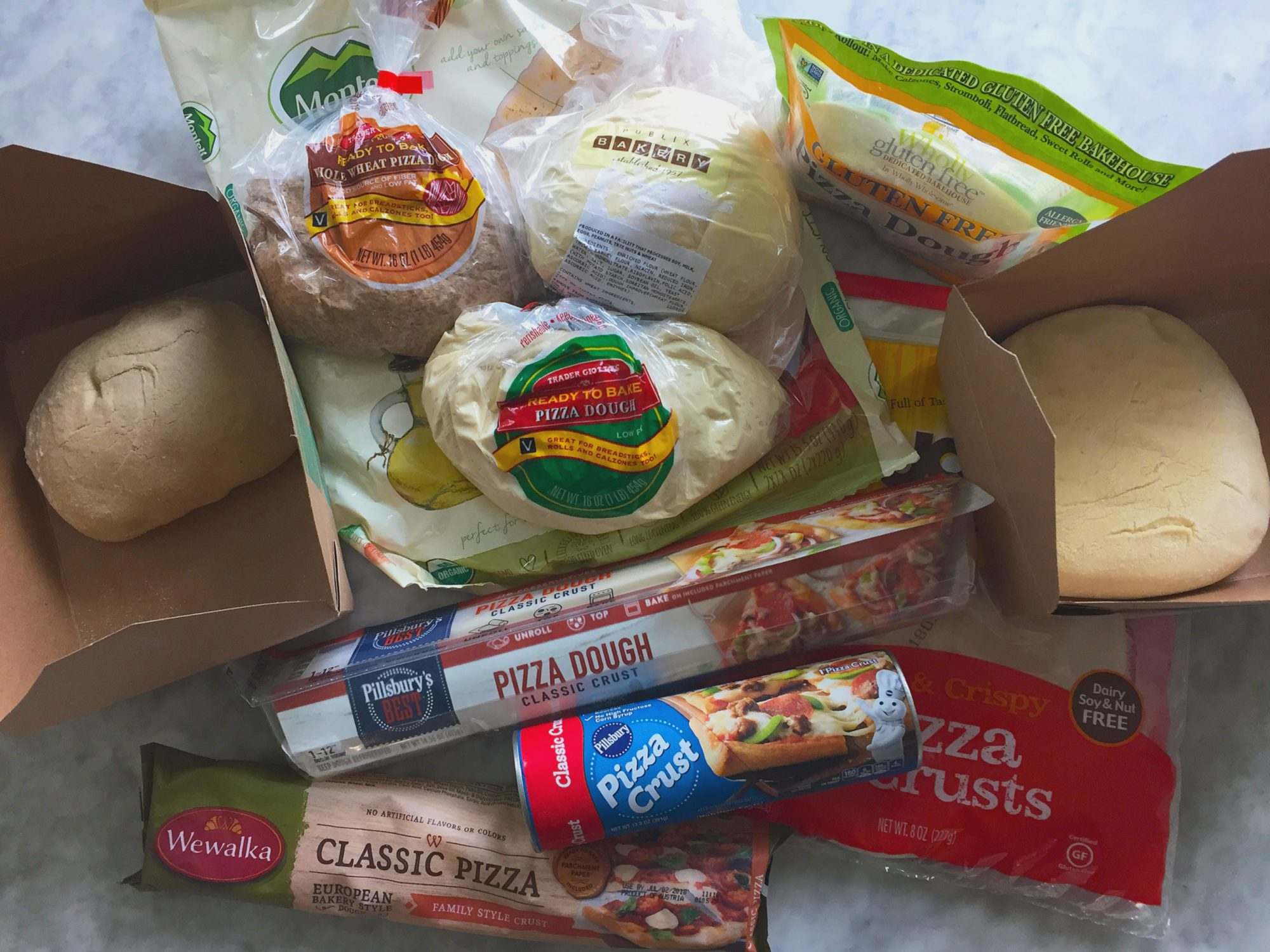 Best Store Bought Pizza Dough Myrecipes