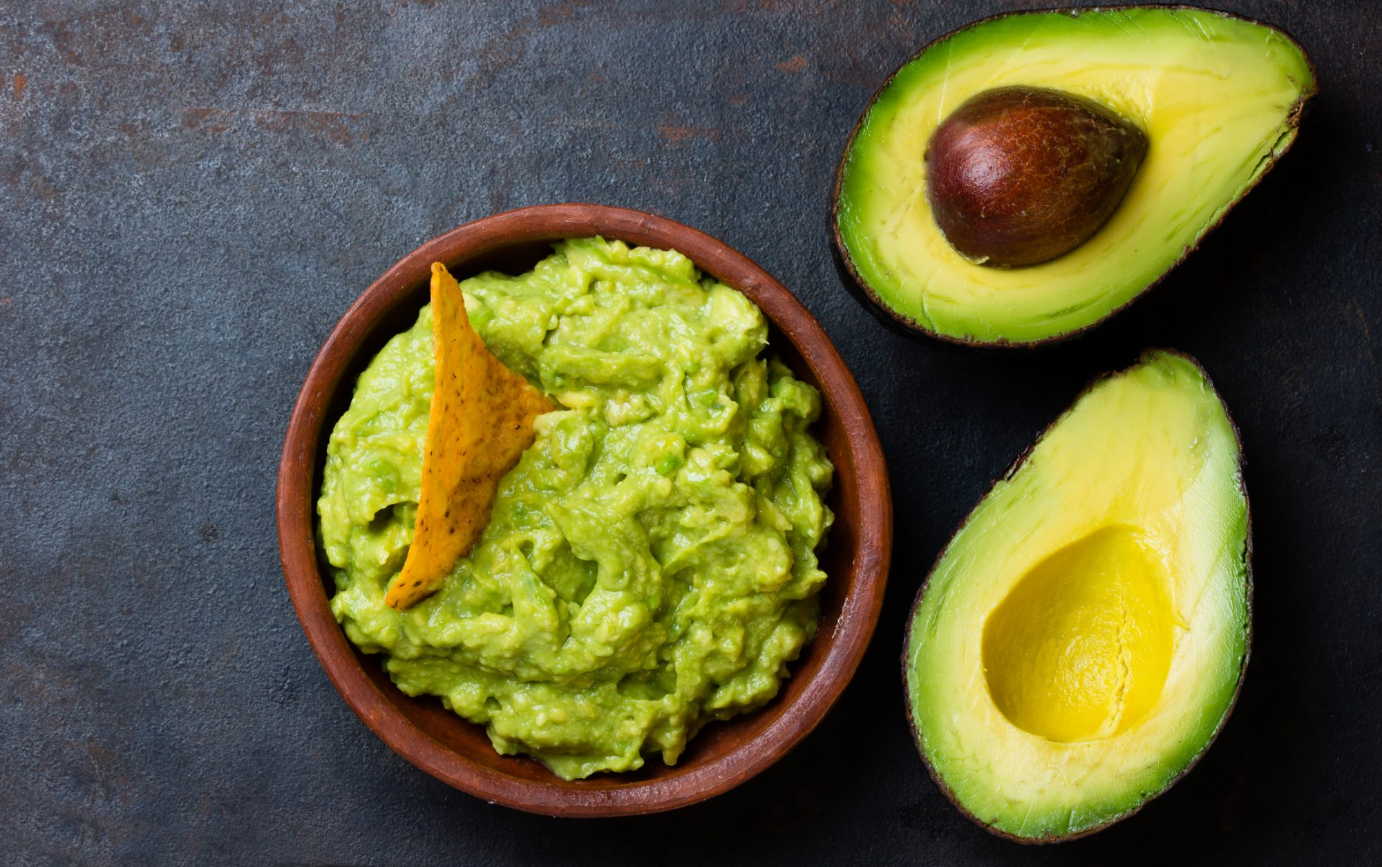 We Tried 7 Guacamole Brands And This Was Our Favorite Myrecipes