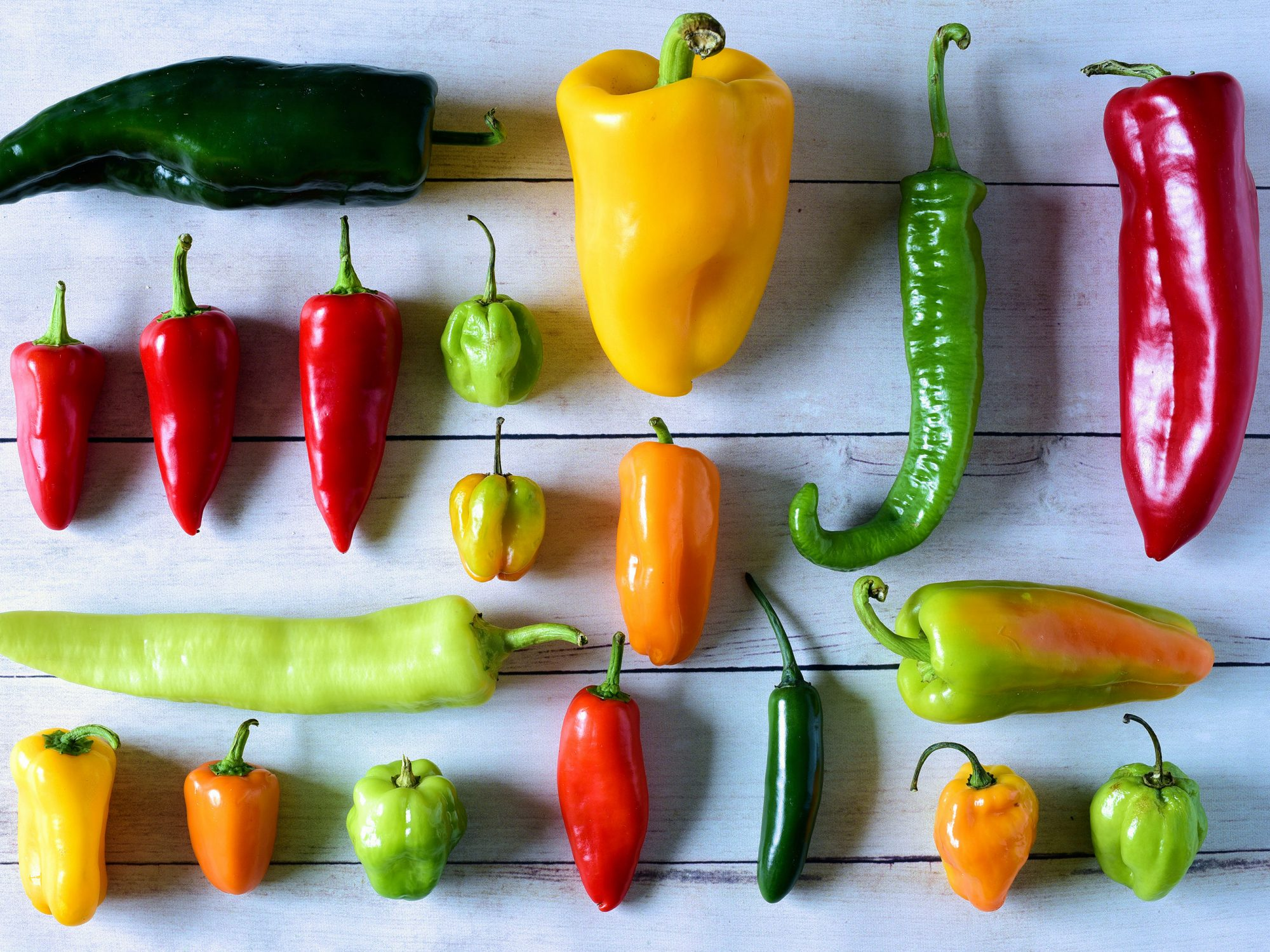 10 Foods that can make you smarter: Hot pepper