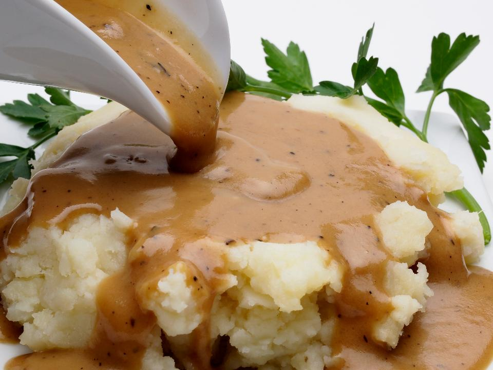 How To Make Rich Flavorful Gravy Using Bouillon Cubes Myrecipes