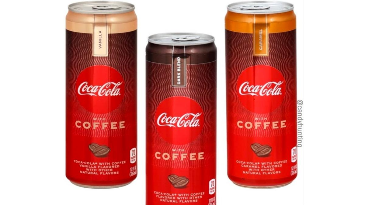 Coffee-Flavored Coke Is the Ultimate Caffeine Rush  MyRecipes