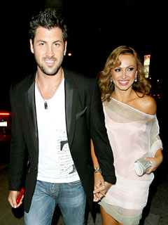 are maks and karina dating again