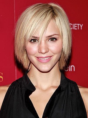 Katharine Mcphee Says Blonde Is More Fun And More Work People Com