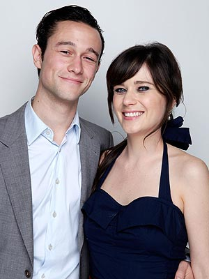 is zooey deschanel dating joseph gordon-levitt
