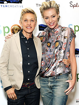 Ellen Degeneres And Portia De Rossi What S Really Going On People Com