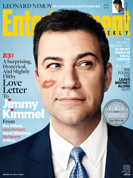 Jimmy Kimmel Wife Molly Mcnearney Calls Him A Great Wife In Ew People Com A native of arizona, kevin is the son of actor, comedian, tv host and television personality jimmy kimmel and his first wife. jimmy kimmel wife molly mcnearney