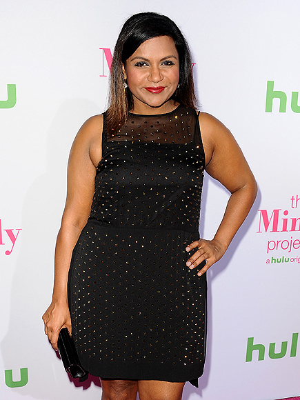 Mindy Kaling On Why She Dropped A Dress Size To Film With James Franco People Com