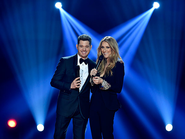 Michael Buble Christmas 2021 Ctv Michael Bubl Eacute On Christmas Special With Celine Dion And Blake Shelton People Com