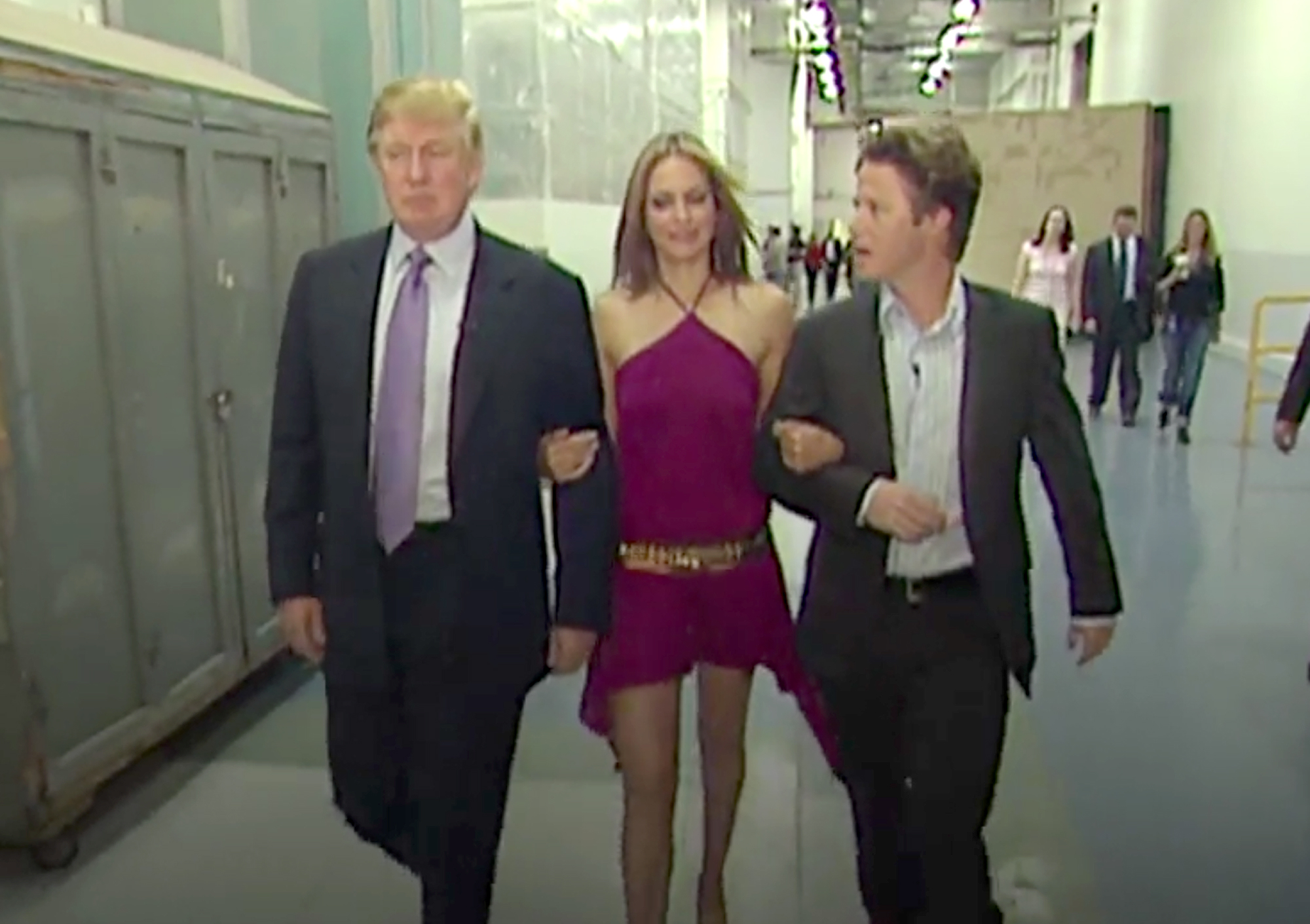 Trump Caught on Tape Making Lewd Comments About Women in 2005 ...