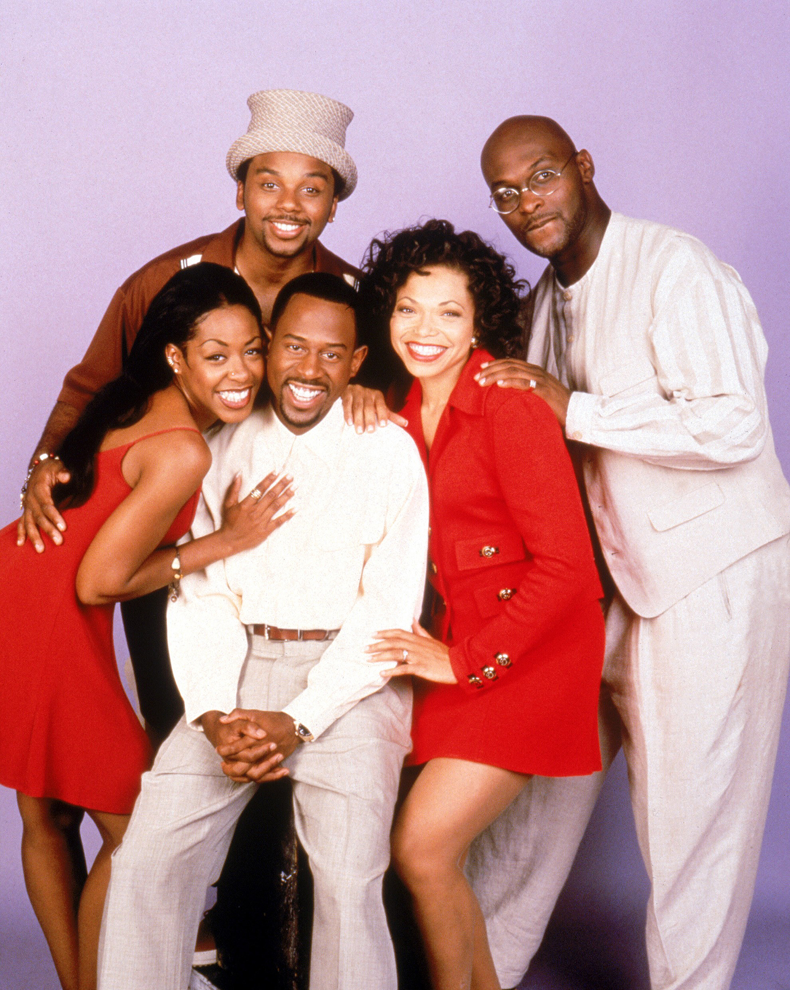 Tommy Ford S Funeral Martin Cast Reunites People Com