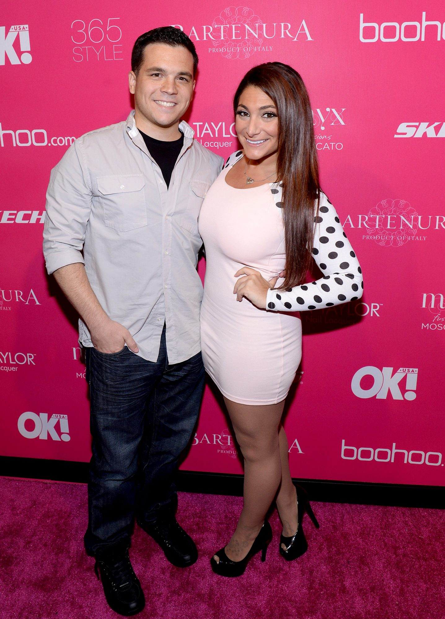 Jersey Shore's Deena Cortese Gets Engaged in Mexico   PEOPLE.com