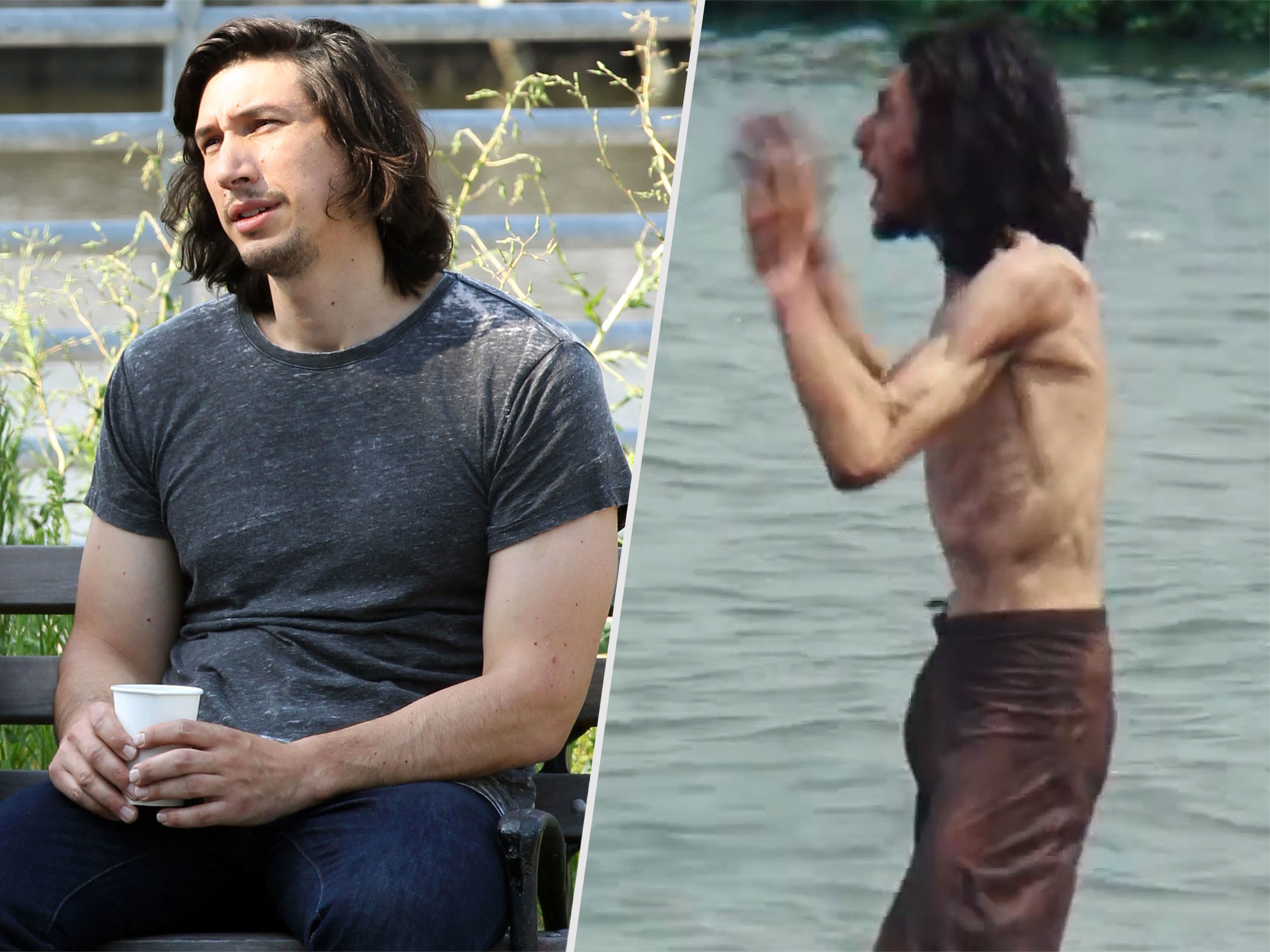 Adam Driver Details His Extreme Weight Loss For Martin Scorsese S Silence People Com