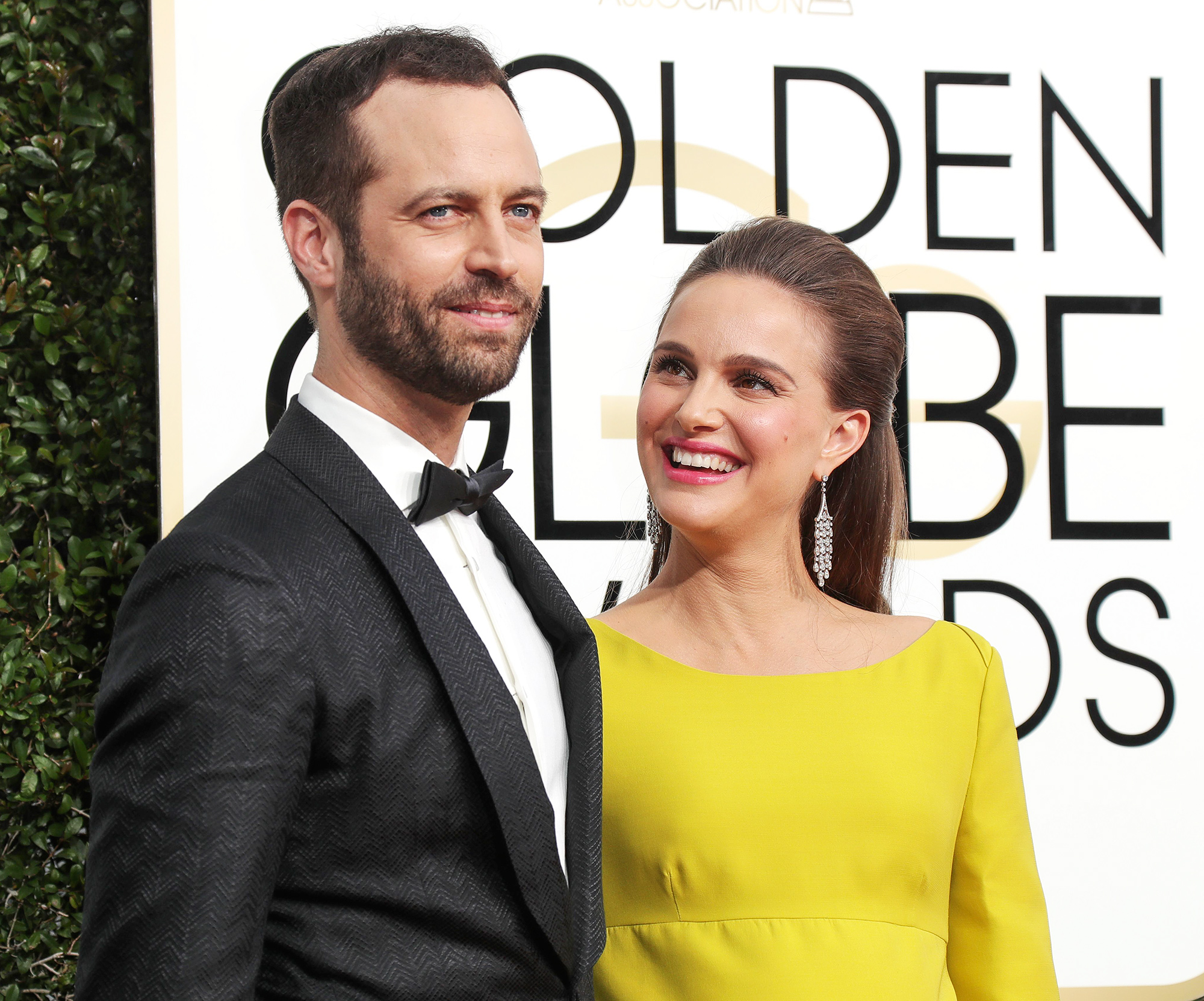 Natalie Portman Loved Working With Husband On New Movie People Com