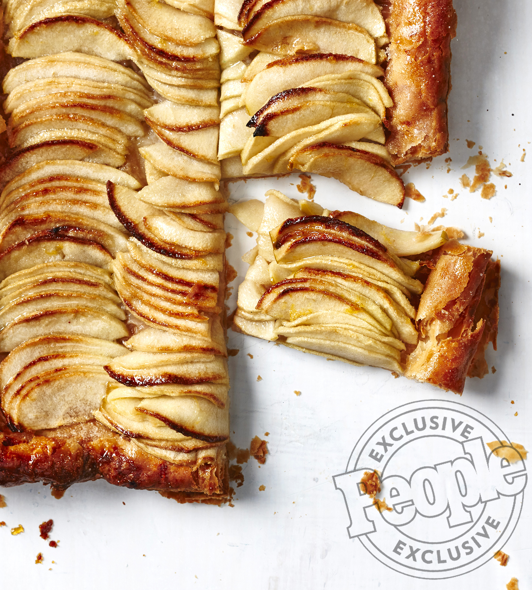 Alex Guarnaschelli S French Apple Tart People Com