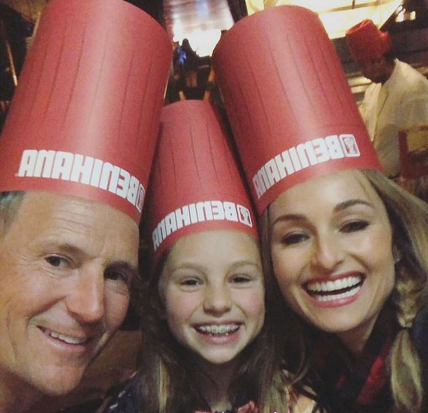Giada De Laurentiis And Ex Husband Celebrate Daughter Birthday At Benihana People Com