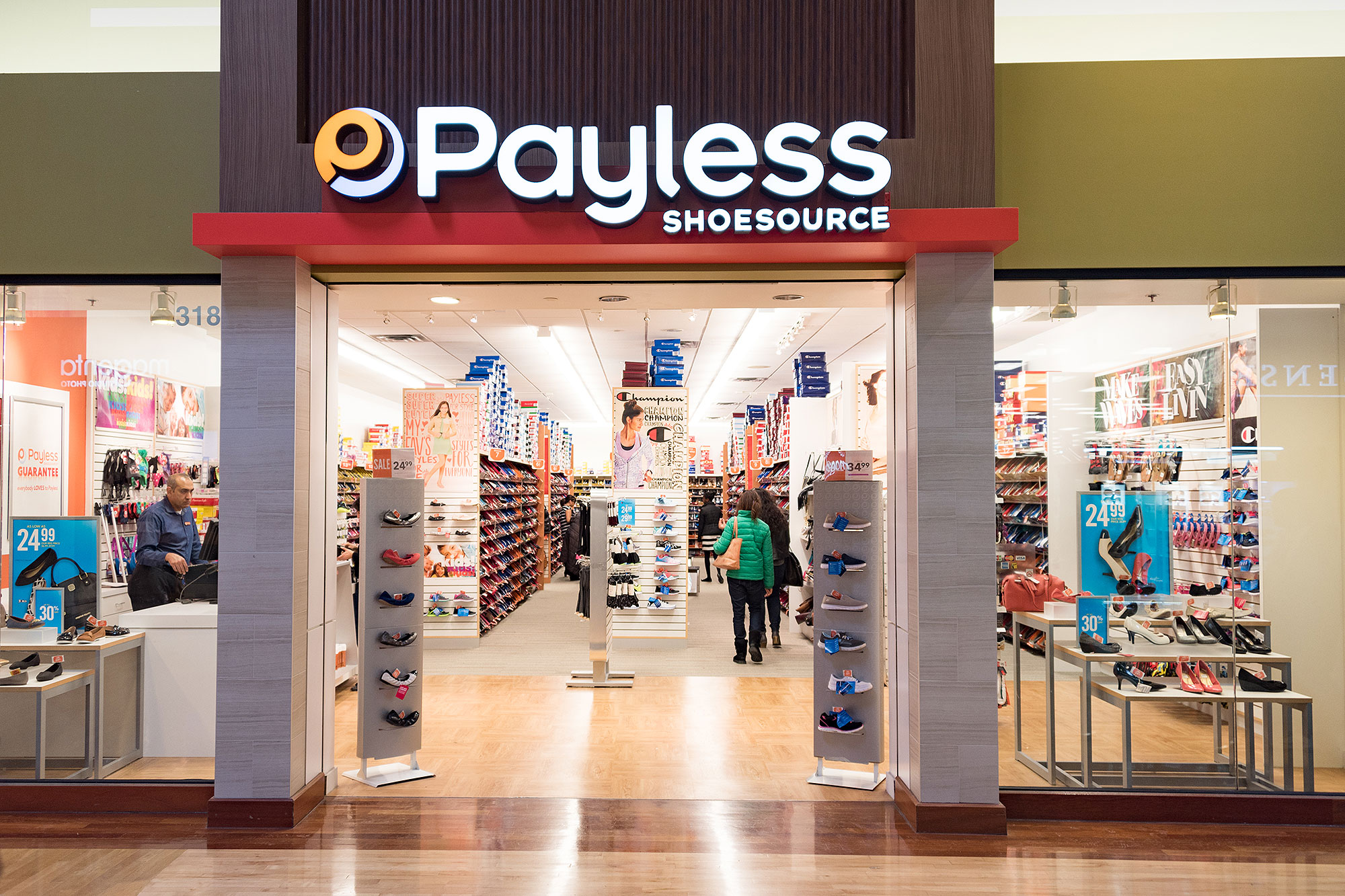 Payless Will Be Closing All 2,100 of