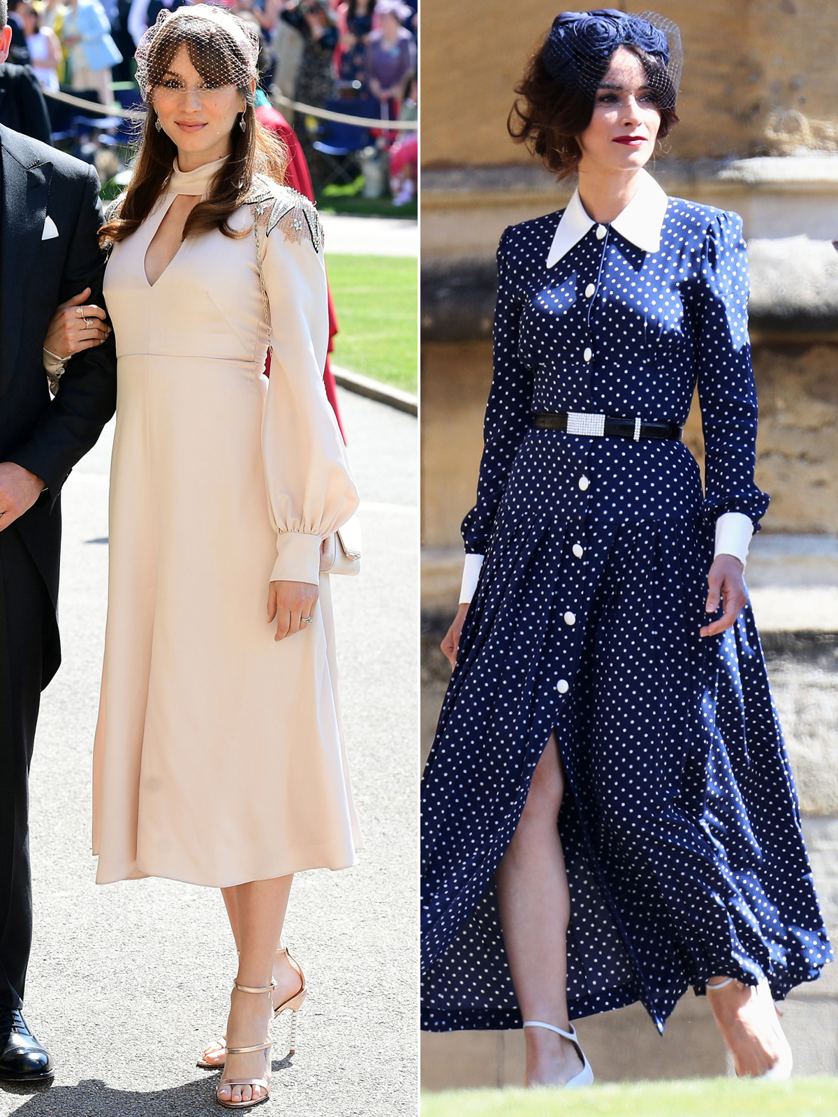 troian bellisario rests feet in slippers after royal wedding people com slippers after royal wedding