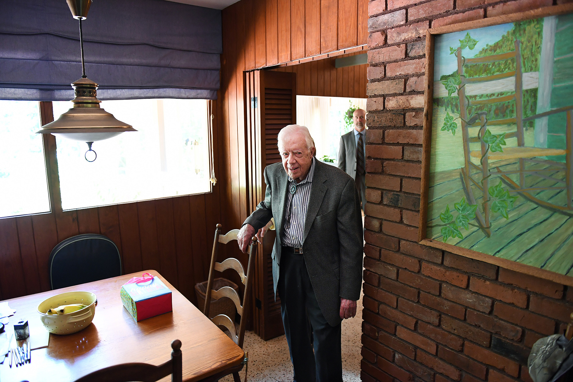 Inside Jimmy Carter S Modest Life In His Georgia Hometown People Com