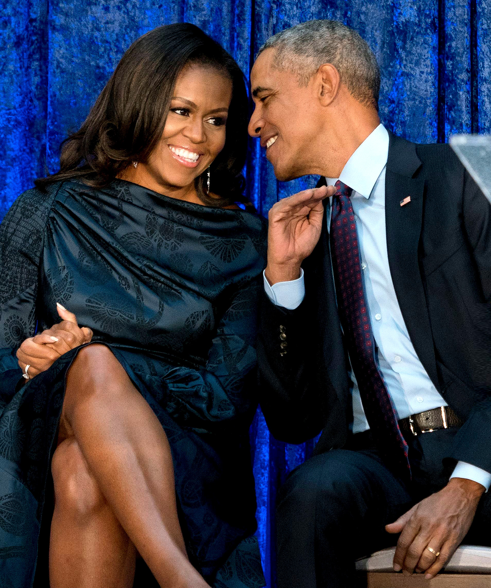 Barack Obama Pens Sweet 26 Year Anniversary Tribute To Michelle People Com