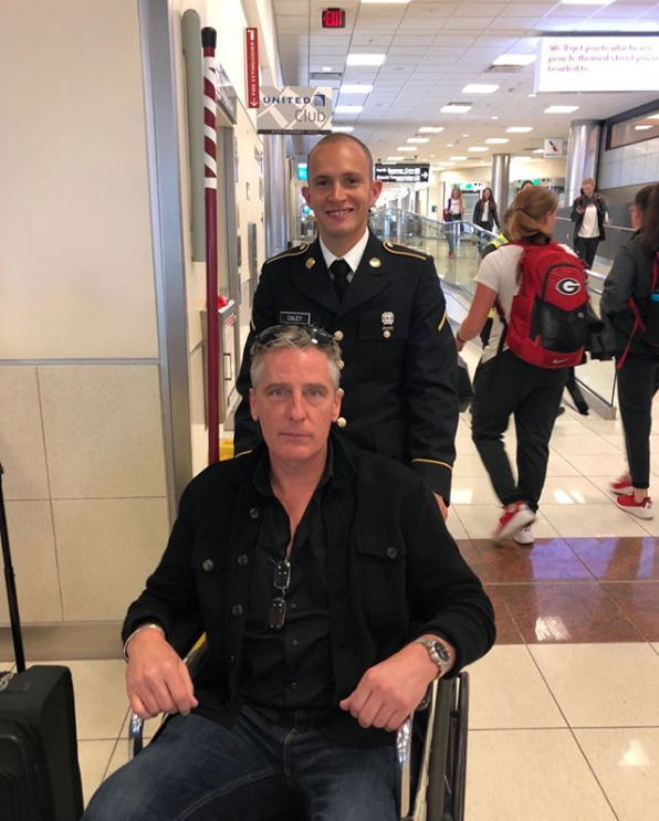 Trading Spaces Doug Wilson In Wheelchair After Accident People Com