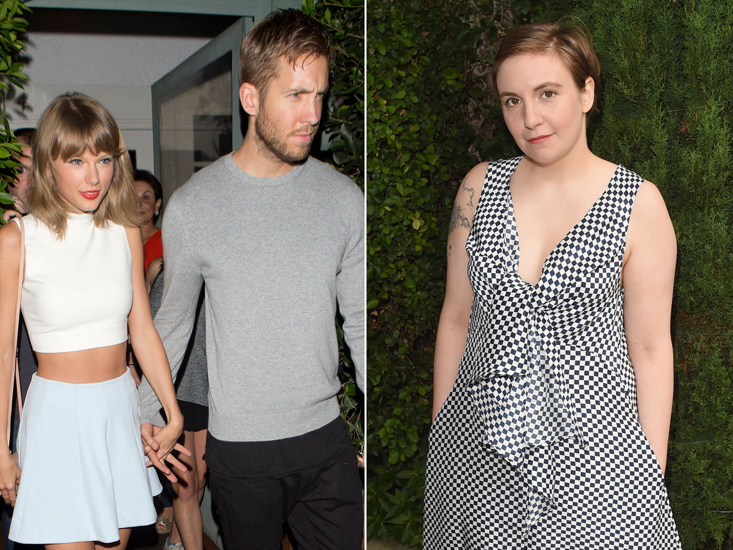 Lena Dunham Names Her Least Favorite Taylor Swift Boyfriend People Com