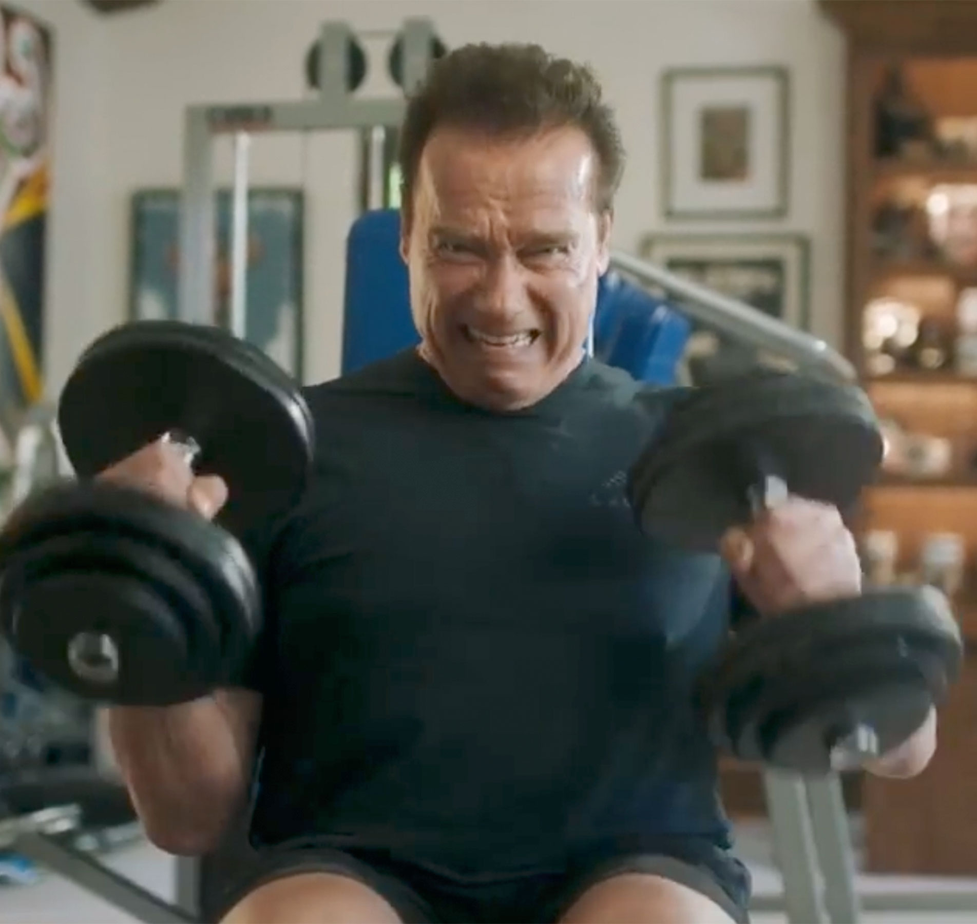 Arnold Schwarzenegger Had To Change Up His Workouts At Age 71 People Com