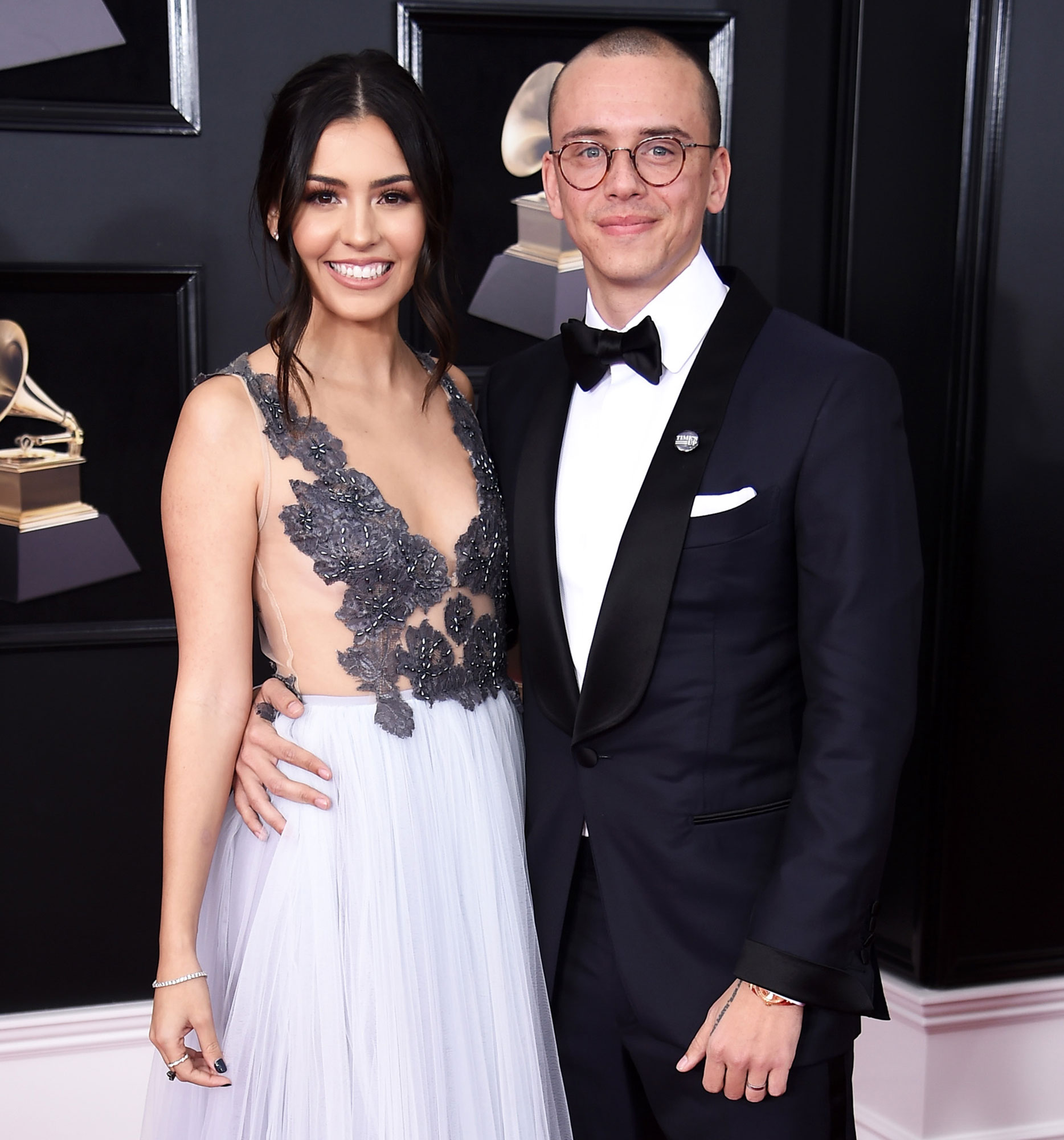Logic Wife Jessica Andrea Split After 2 Years Of Marriage People Com