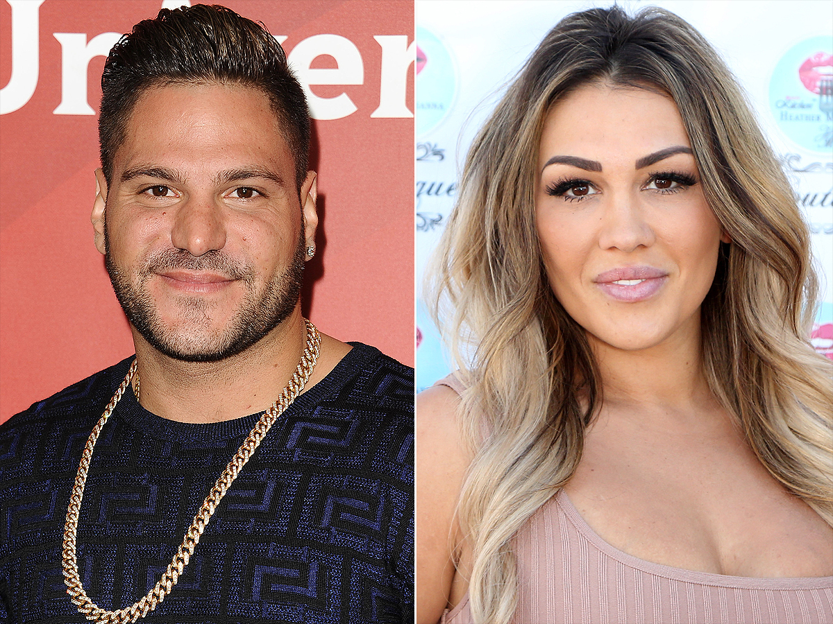 Ronnie Ortiz-Magro's Daughter Is with His Family After Jen ...