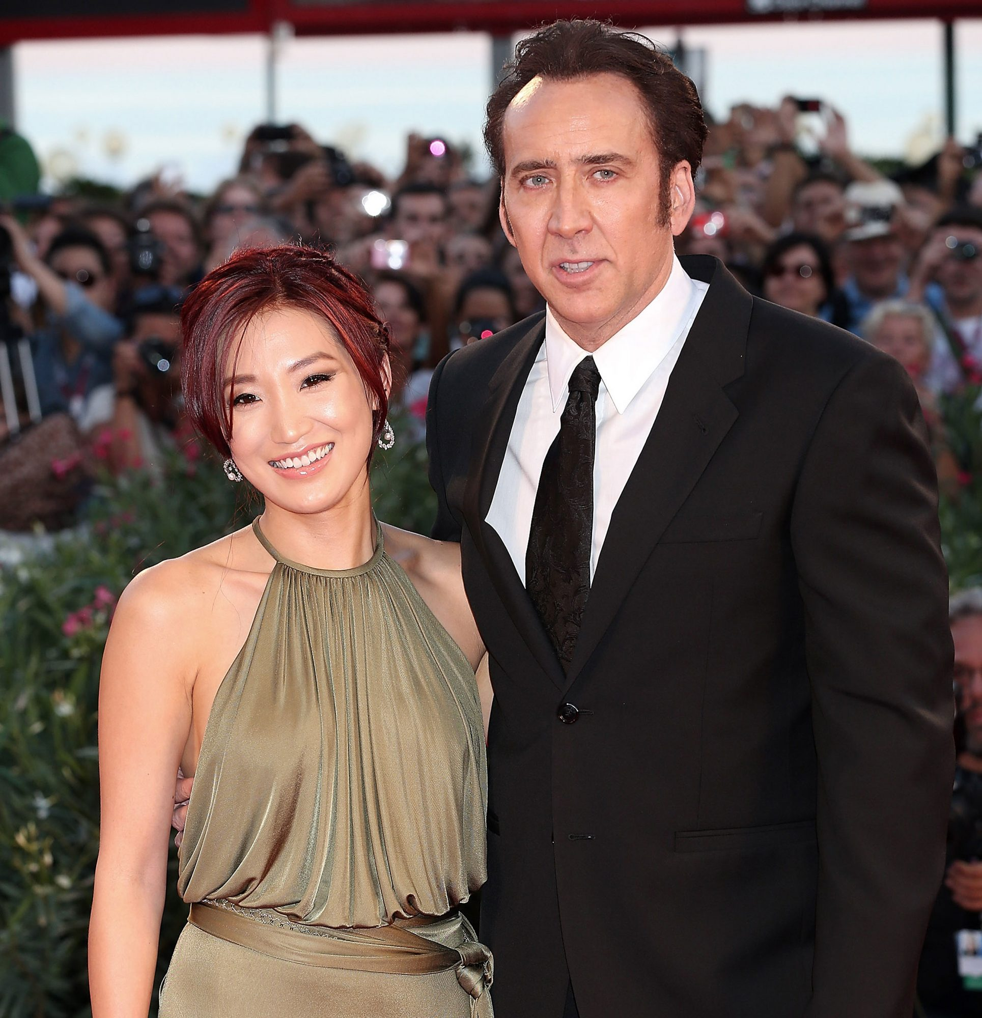 Nicolas Cage Accused of Abuse by Ex-Girlfriend | PEOPLE.com