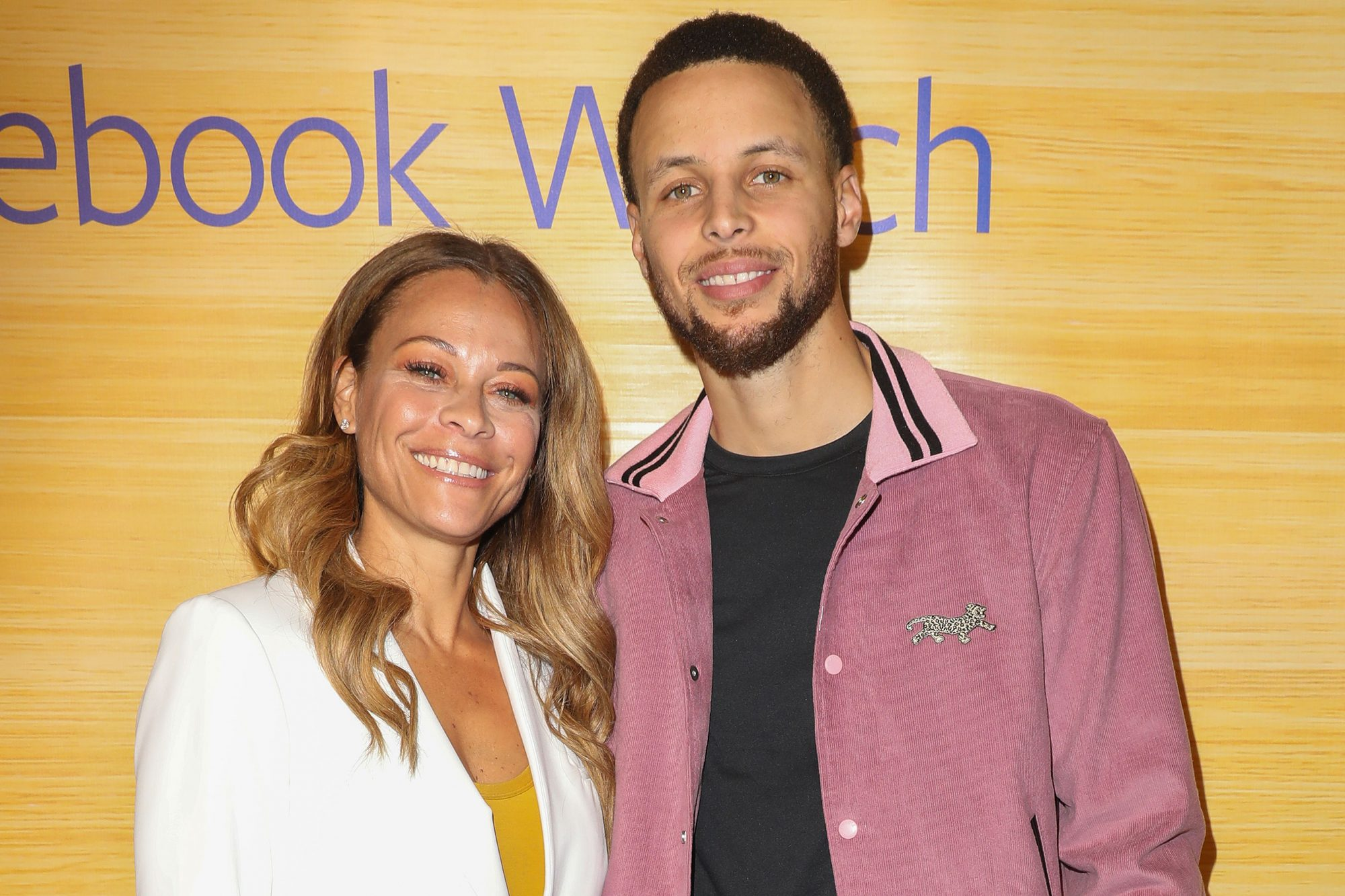 Steph Curry Says He Gets His Grit From His Mom People Com