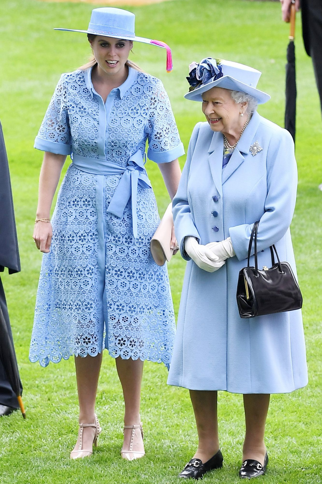 Princess Beatrice And Queen Elizabeth S Strong Bond People Com