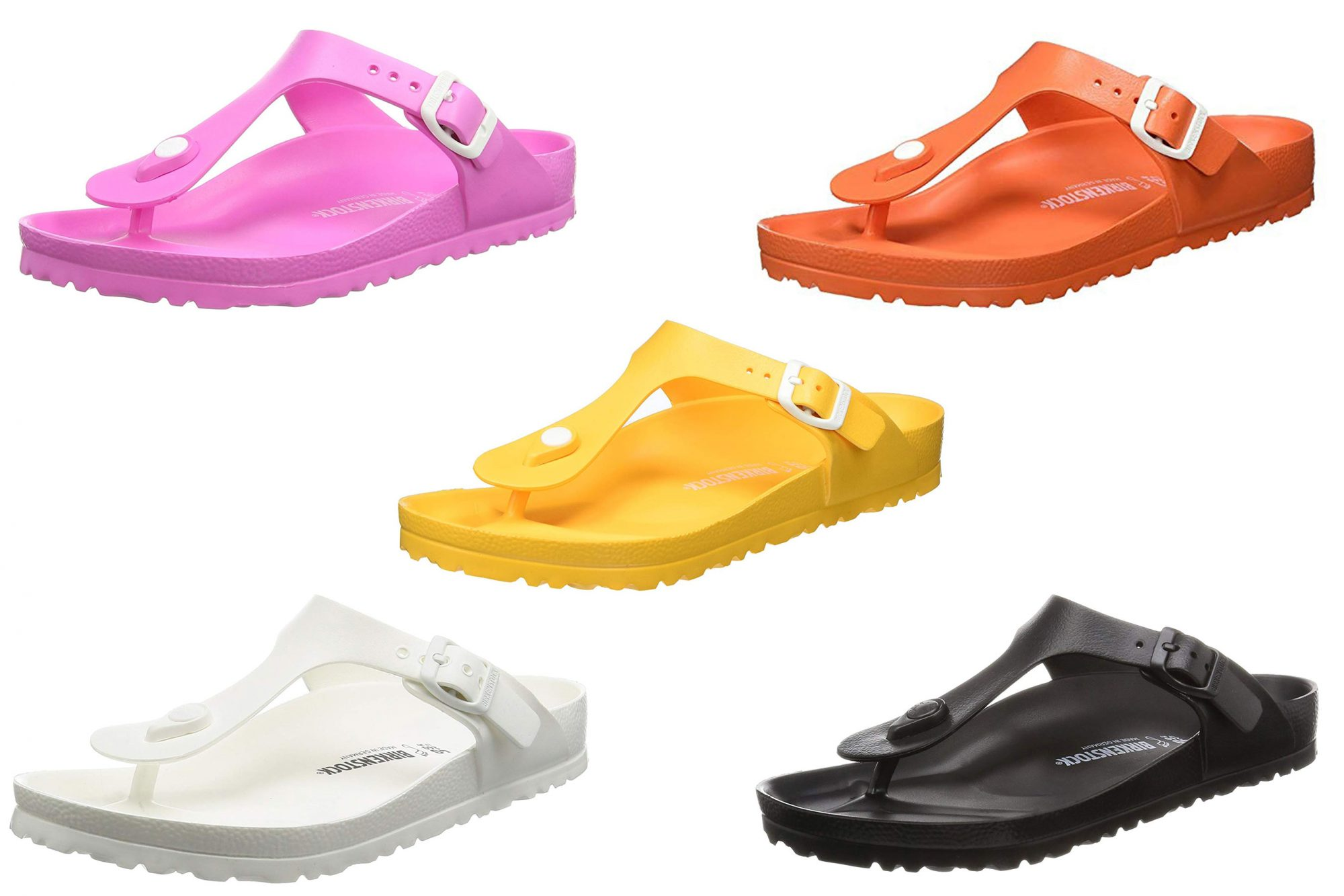 Birkenstock Gizeh Sandals Are One of