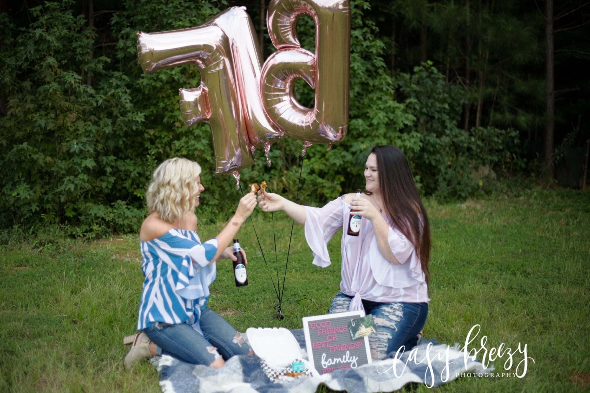 Women Create Photo Shoot With Chicken And Beer To Celebrate Friendship People Com Download and use 10,000+ happy birthday stock photos for free. women create photo shoot with chicken