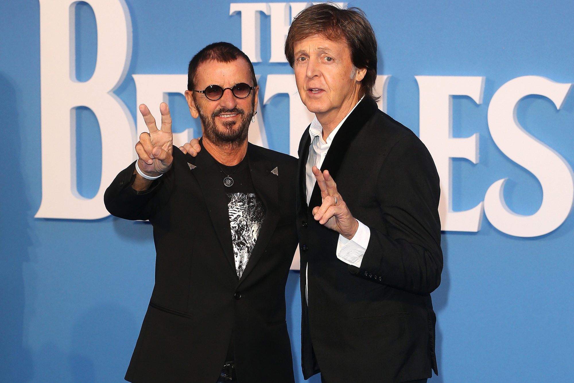 Paul Mccartney And Ringo Starr Come Together On Unheard Demo Tape People Com