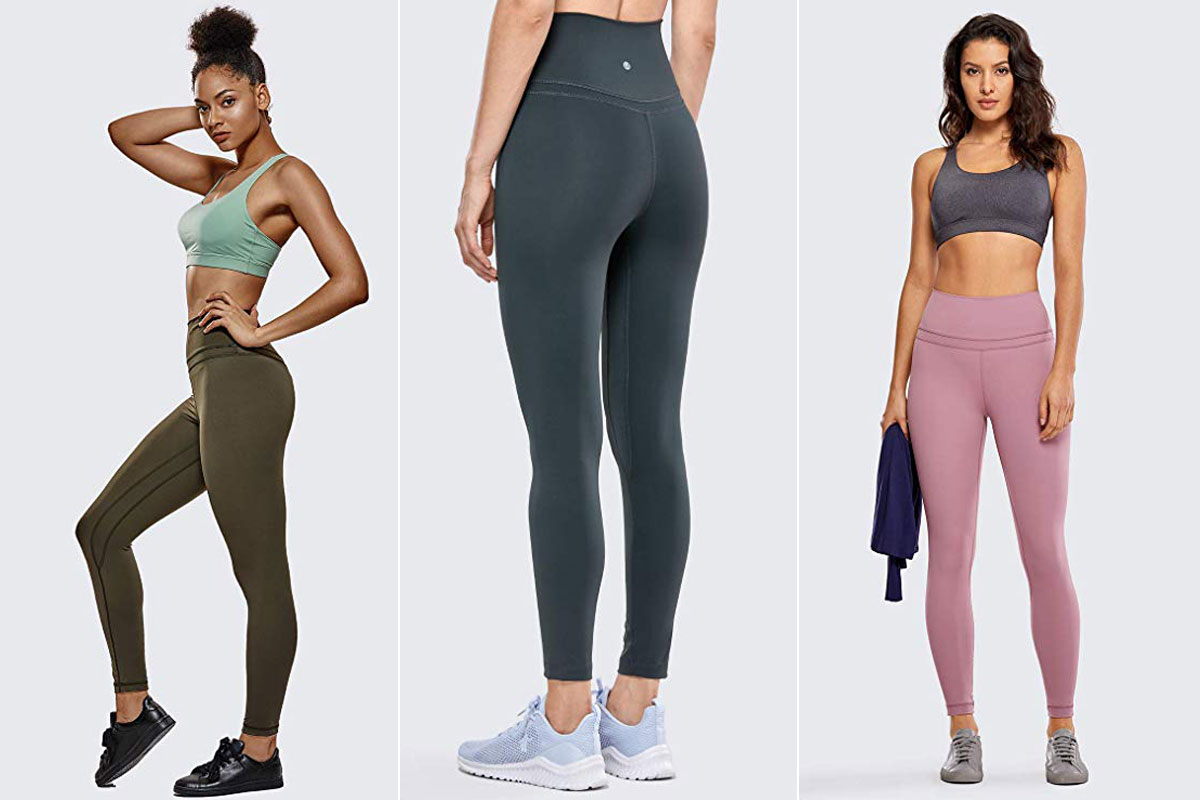 Shop Crz Yoga Leggings And Colorful Koala Leggings On Amazon People Com This is a video reviewing p'tula leggings and sports bra. shop crz yoga leggings and colorful
