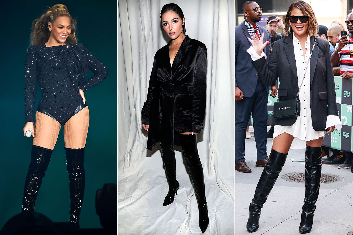 The Best Over-the-Knee Boots to Shop