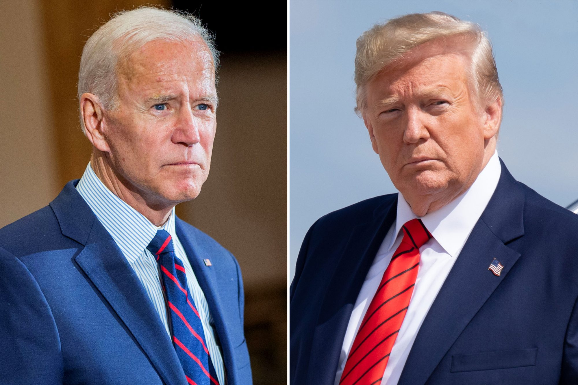 Biden Responds to Trump's Use of Hydroxychloroquine | PEOPLE.com