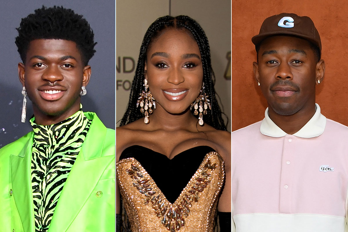 Lil Nas X, Normani 및 Tyler The Creator Top Forbes '30 Under 30 '목록