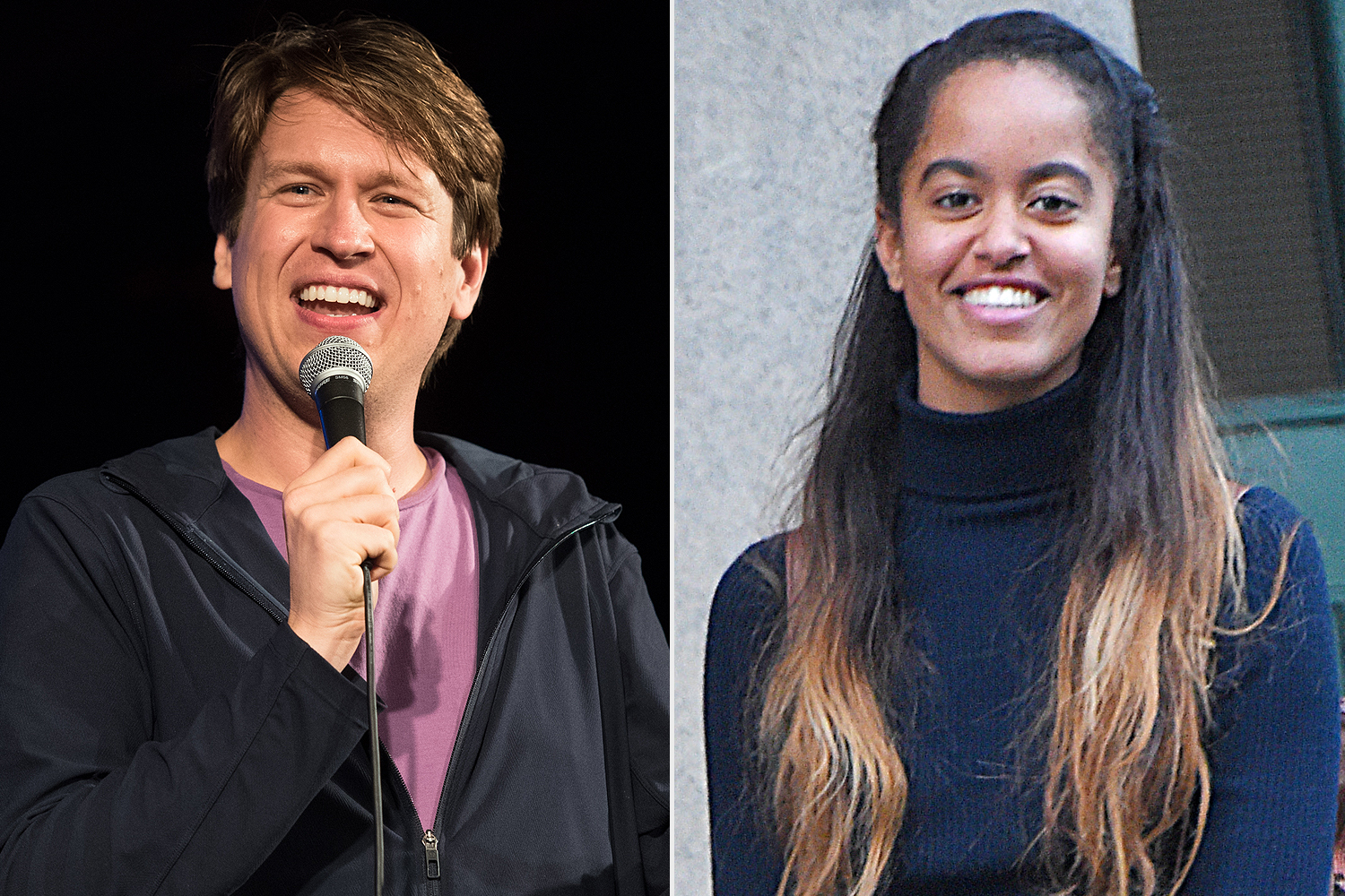 Comedian Pete Holmes Told Malia Obama To Shut The F Up People Com